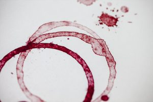 Alcohol Red wine stain